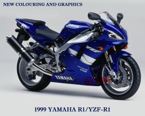 yamaha yzf R1 1999