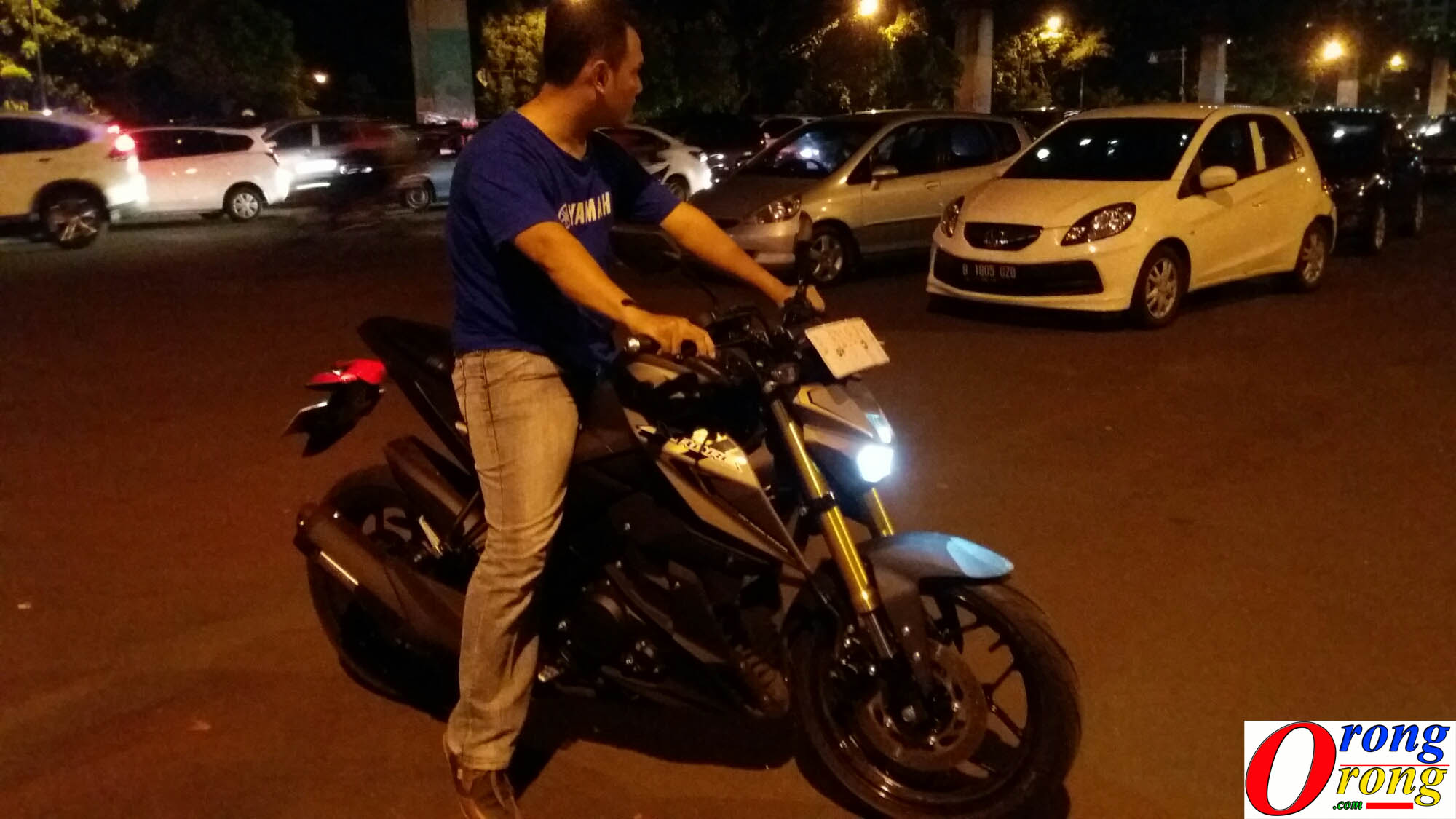 test ride yamaha xabre
