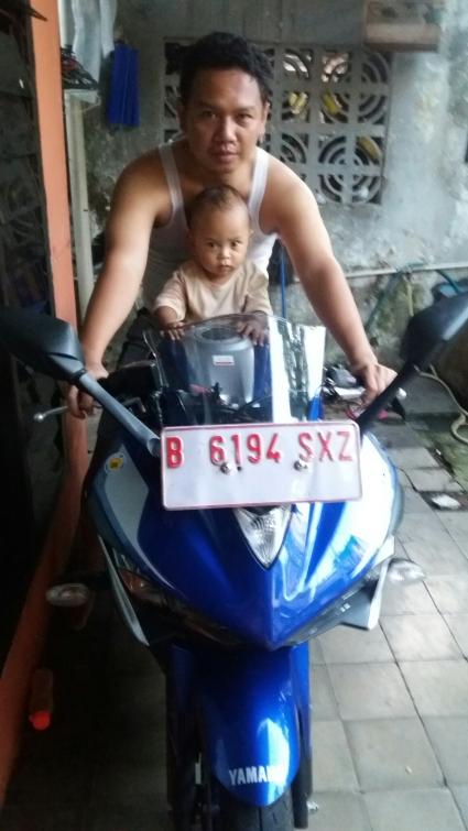 test ride yamaha R25