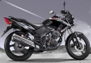 Honda Tiger Revolution Cruiser