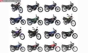 Sejarah Yamaha RX King di indoensia