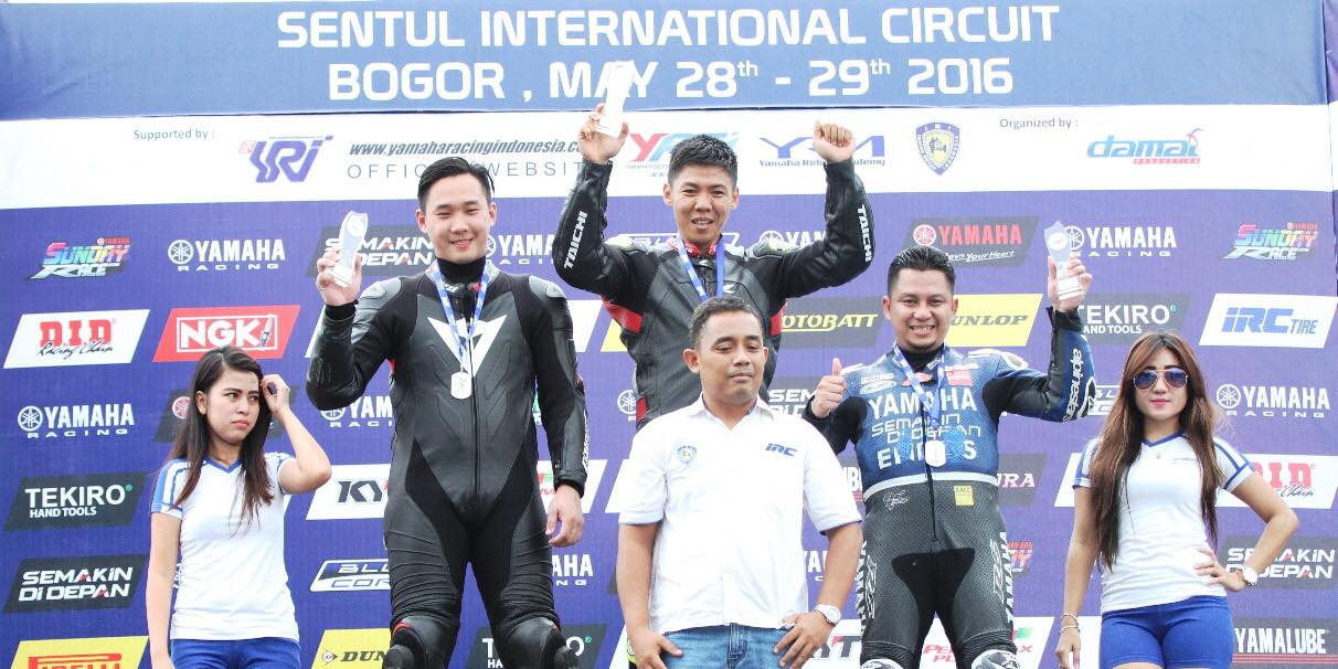 juara superstock ysr 2016
