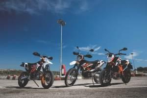 TIPE DAN ARTI NAMA MOTOR KTM