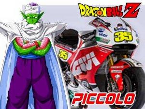 tokoh dragon ball pada motogp 5