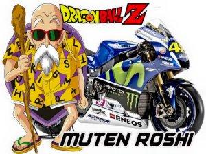 tokoh dragon ball pada motogp