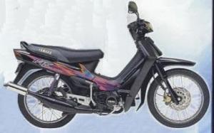 Yamaha F1 Z