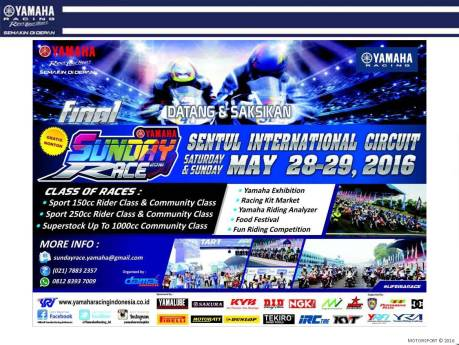 YAMAHA SUNDAY RACE 2016 #3 - Info Kit_Page_26
