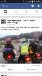 polisi tukang nilang