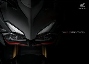 all new honda CBR250RR 2016