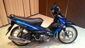suzuki shogun 125 SP 2009