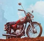 Honda CG 110 (1973-1982)
