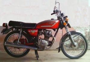 Honda CG 110 (1979)