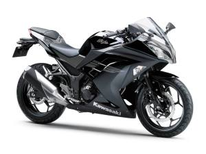 kawasaki ninja 250r black 2016
