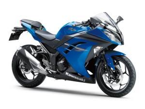 kawasaki ninja 250r blue 2016