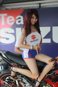 model hot spg suzuki