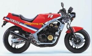 yamaha fz400n 1984