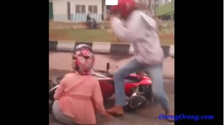 di banting polisi 1