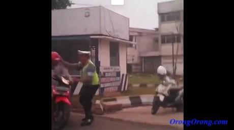 di banting polisi